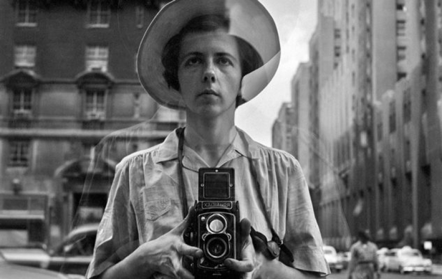 Vivian Maier - In Her own hands